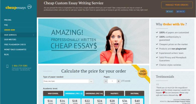 Cheapessaysonline.com