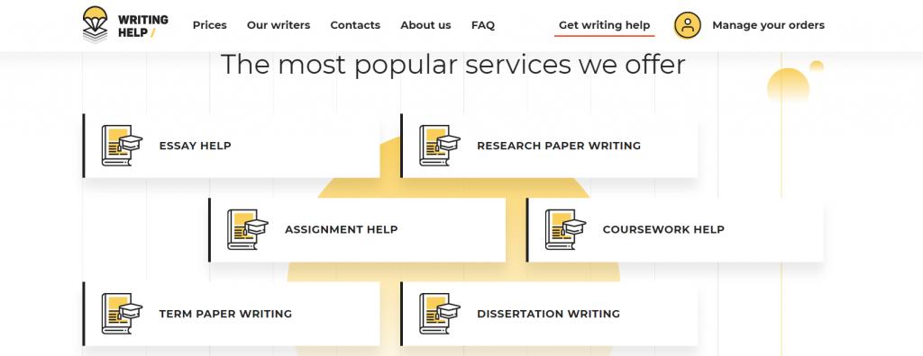 writing-help